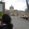 El Monasterio de Veruela, a los pies del Moncayo.