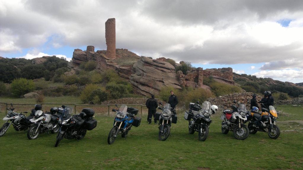 El castillo de Los Ares