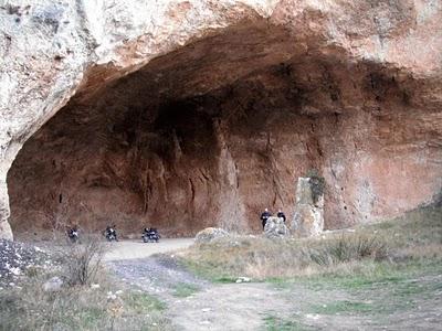 La Cueva de Zafrané