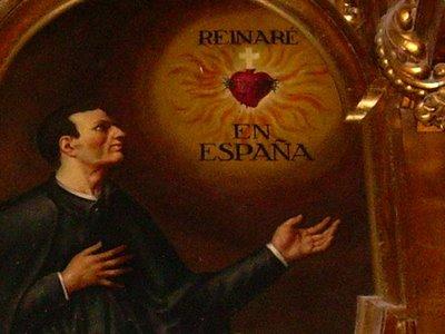 Reinaré en España