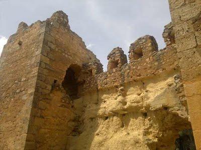 El castillo de Anento