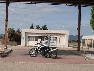 Desplazada por la autovía Mudéjar