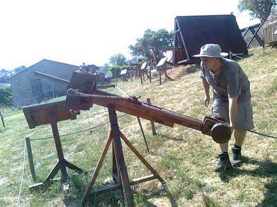 Trebuchet Park: Museo de máquinas de asedio