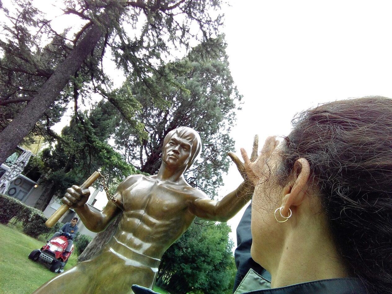 Encuentro con Bruce Lee en Mostar